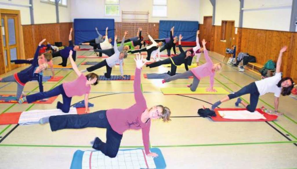 Yo-Pi-Ta – Yoga Pilates im Flow